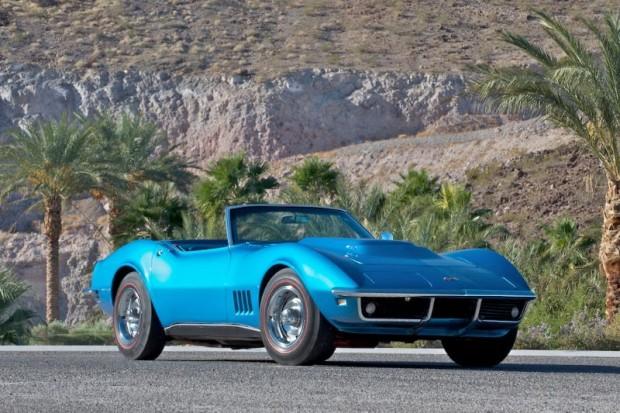 1968 Chevrolet Corvette L88 Convertible