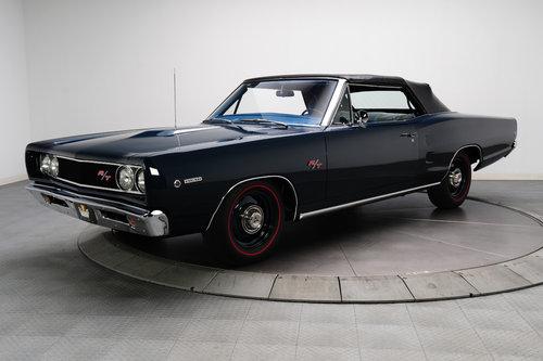 1968 Dodge Coronet R-T Convertible Hemi