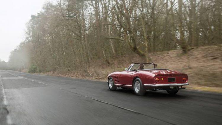 1968 Ferrari 275 GTS/4 NART Spider
