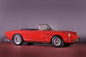 1968 Ferrari 330GTS Spyder sold for Euro 458,500