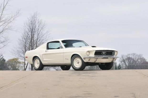 1968 Ford Mustang Lightweight