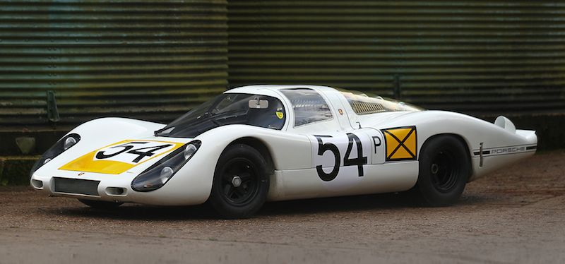 Porsche 907 Lh At 2014 Gooding Amelia Island Auction
