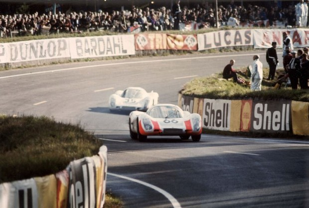 1968 Porsche 908 LH Coupe