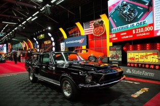 1968 Shelby GT500KR Fastback (Lot S106) sold for $210,000