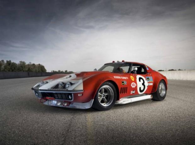 <strong>1968 Chevrolet Corvette L88 Race Car – Estimate $500,000 - $700,000.</strong> Ex-Scuderia Filipinetti Le Mans; raced at Le Mans five times, winning its class twice.
