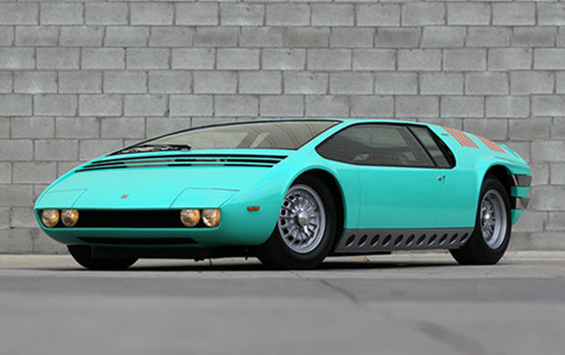 1969 Bizzarrini Manta Concept Car