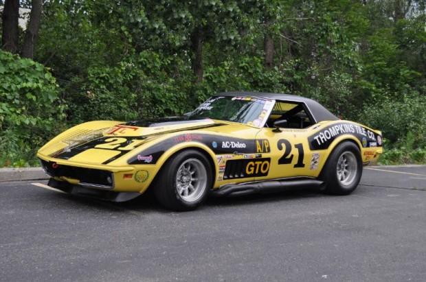 1969 Chevrolet COPO Corvette L88 Convertible