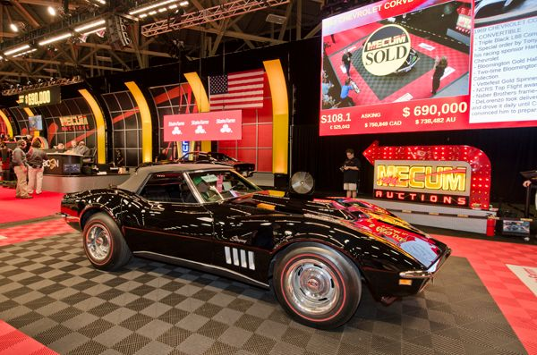 Mecum Dallas 2014 Auction Results