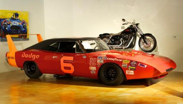 1969 Dodge Charger Daytona, Buddy Baker