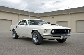 1969 Ford Mustang 429 Fastback