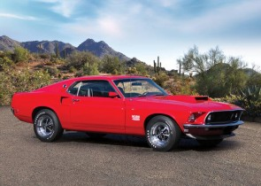 1969 Ford Mustang Boss 429 S-Code