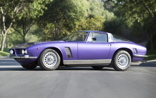 1969 Iso Grifo 427 Chevrolet Engine