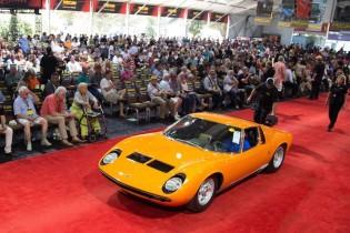 1969 Lamborghini Miura P400 S sold for $2,300,000