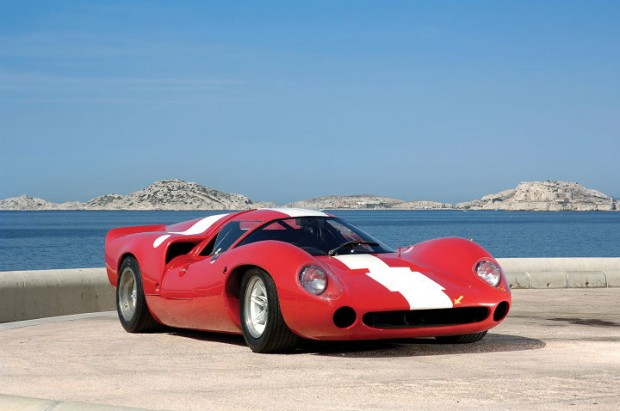 <strong>Lot 258 - 1969 Lola T70 MK 3 Coupe - Estimate $730,000-$890,000.</strong>