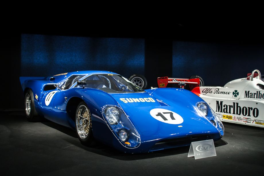 1969 Lola T70 Mk IIIb by Sbarro - RM