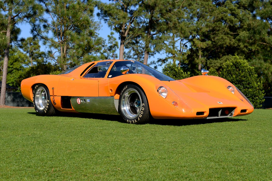 Bruce\'s Unfinished Business - McLaren M6-GT