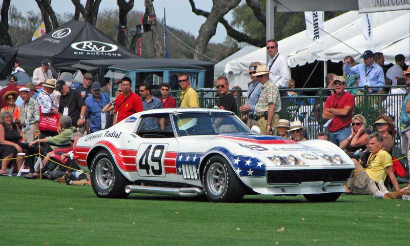 1969 Chevrolet Corvette ZL1 BFG #49 Race Car, John T. Thompson, Atherton, CA