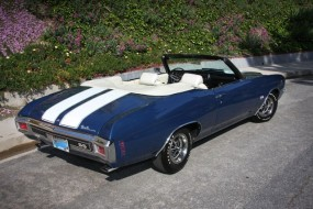 1970 Chevrolet Chevelle SS 454 Convertible For Sale