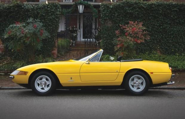 1970 Ferrari 365 GTB4 Daytona Spyder Conversion