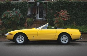 1970 Ferrari 365 GTB4 Daytona Spider Conversion