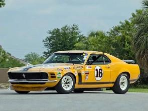 1970 Ford Mustang Boss 302 Trans Am