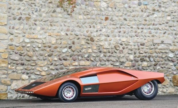 1970 Lancia Stratos HF Zero Bertone Concept