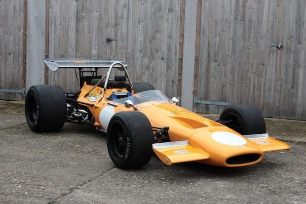 1970 McLaren M14A Formula 1 Racing Car
