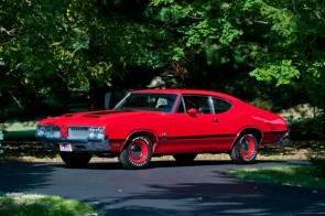 1970 Oldsmobile 442 W-30 Sports Coupe For Sale