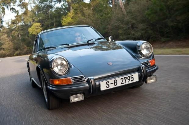 Steve McQueen Porsche 911S