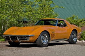 1971 Corvette ZR2 Convertible 454/425 HP