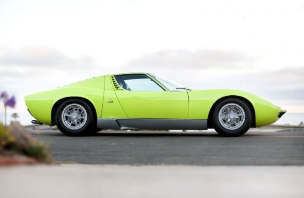 1971 Lamborghini Miura S