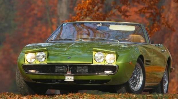 1971 Maserati Ghibli 4.9 SS Spider picture