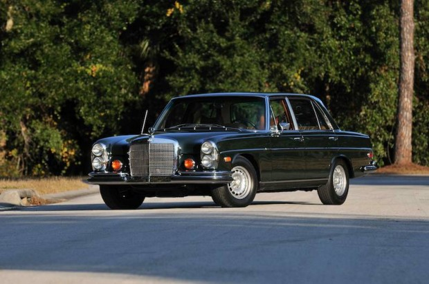 1971 Mercedes-Benz 300SEL 6.3 Liter