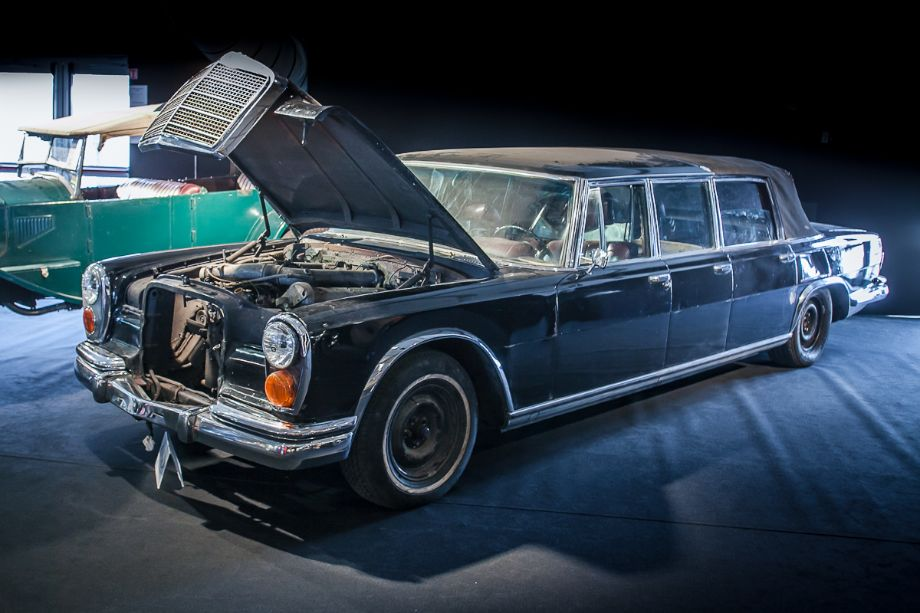 1971 Mercedes-Benz 600 'Six-Door' Pullman Landaulet - RM