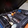 1972 Ferrari 365 GTB/4 Daytona Spider 'Marion' Engine