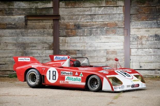 1972 Alfa Romeo Tipo 33 TT 3 picture