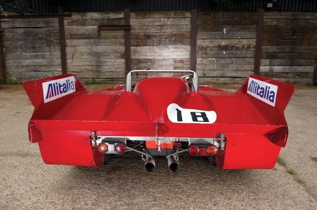 Alfa Romeo T33 Rear