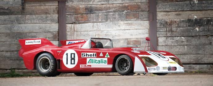 1972 Alfa Romeo Tipo 33