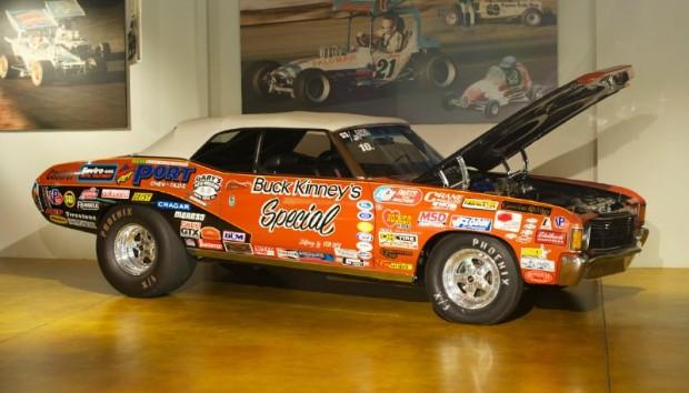 1972 Chevrolet Chevelle 'Buck Kinney's Special' Drag Car
