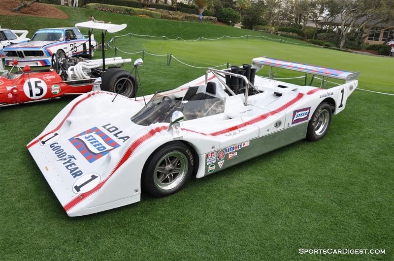 Lola T310 Can Am Photos Profile History