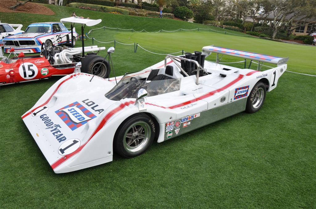 1972 Lola T310 at the 2009 Amelia Island Concours d\'Elegance ...