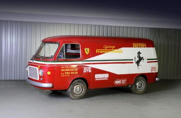 1973 FIAT 238 Fourgon