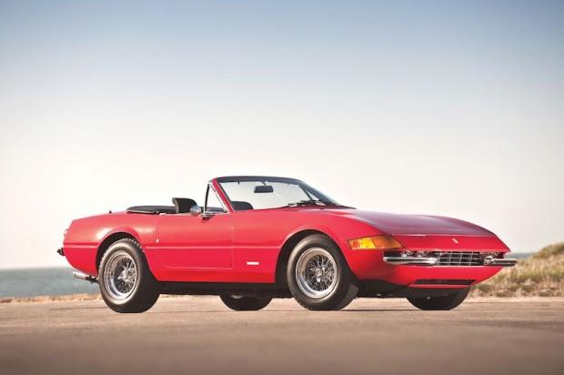 1973 Ferrari 365 GTB-4 Daytona Spyder