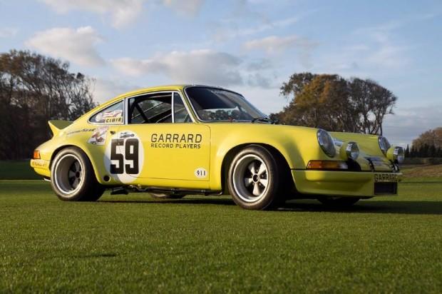 1973 Porsche 911 RSR 2.8