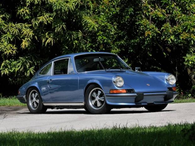 1973 Porsche 911S owned by Al Holbert