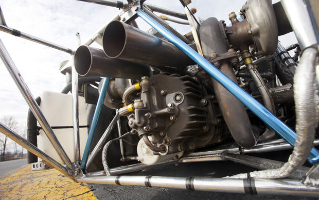 Porsche 917 30 can am spyder profile history photos for Can am spyder motor