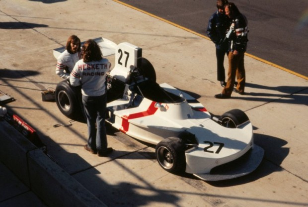 James Hunt, March 731