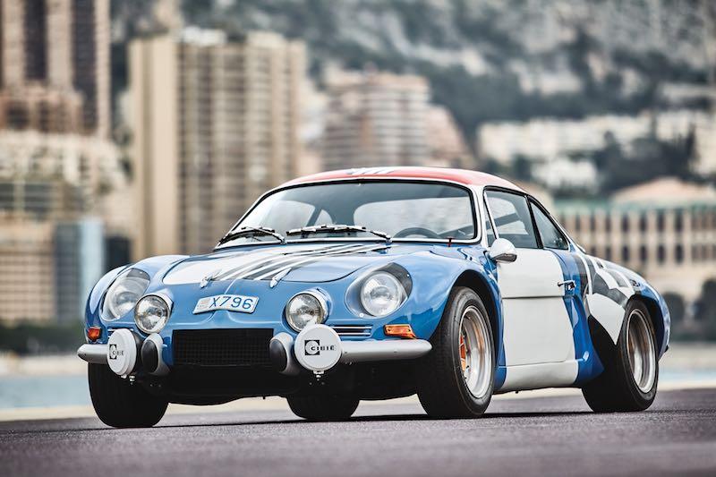 Super Alpine-Renault A110 1800 Group 4 - Photos, History, Profile BX23