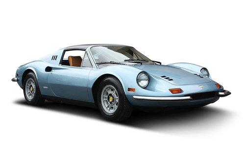1974 Ferrari Dino Targa GTS