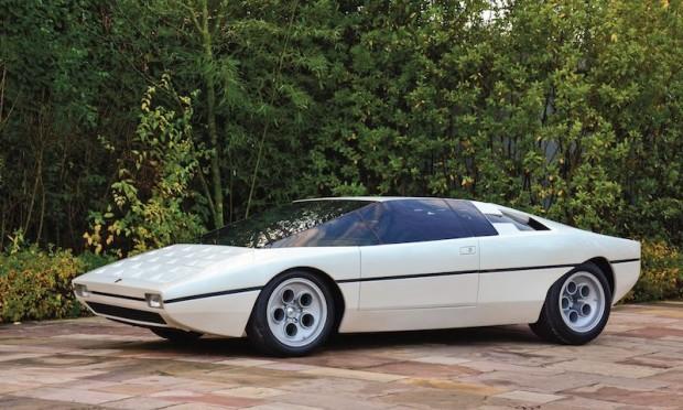 1974 Lamborghini Bravo Bertone Concept